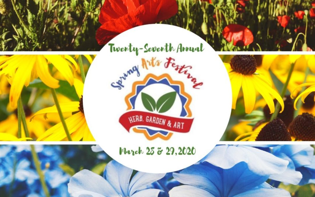 Accepting Applications for Spring Arts Festival